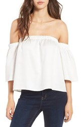 Fire Women's Love Off The Shoulder Top