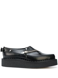 Yang Li Zip Detail Loafers 60
