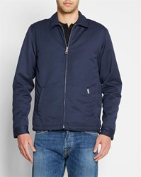 Carhartt Navy Denison Wool Jacket Blue