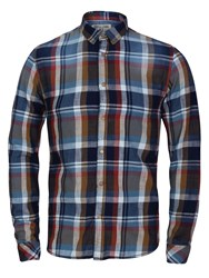 Garcia Men Shirt Multi Coloured