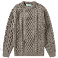 Inverallan 1A Cable Crew Grey