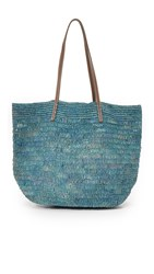 Hat Attack Ibiza Tote Chambray