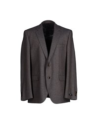 Boss Black Suits And Jackets Blazers Men Dark Blue