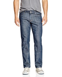 Hugo Boss Boss Orange 24 Jump Relaxed Fit Jeans In Navy