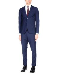 Berna Suits Dark Blue