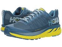 Hoka One One Challenger Atr 4 Midnight Niagara Running Shoes Blue
