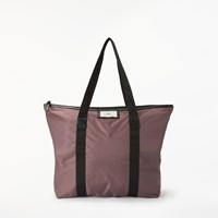Day Birger Et Mikkelsen Gweneth Tote Bag Dark Taupe