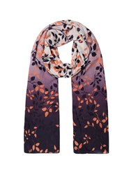 Eastex Lalique Print Scarf