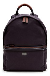 Men's Ted Baker London 'Brandor' Backpack Blue Navy