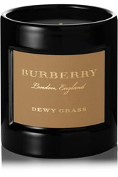 Burberry Beauty Dewy Grass Scented Candle Clear