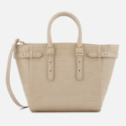 Aspinal Of London Women's Marylebone Tote Bag Soft Taupe