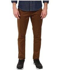 Huf X Chocolate Selvedge Chino Pants Chocolate Men's Clothing Brown