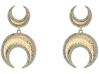 House Of Harlow Gift Iah Dangle Earrings Gold Earring