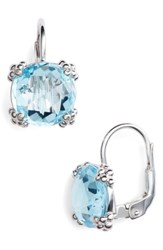 Anzie Dewdrop Topaz Drop Earrings