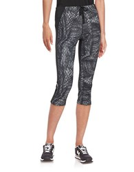 New Balance Active Cropped Leggings Black