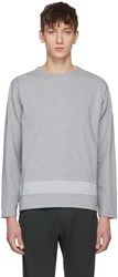 Nanamica Grey Crewneck T Shirt