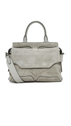Rag And Bone Pilot Satchel Cement