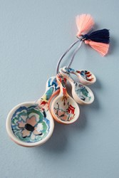 Anthropologie Eres Measuring Spoons Cream