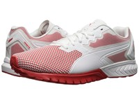 Puma Ignite Dual Breathe White High Risk Red Men's Shoes Pink