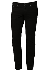 Meltin Pot Maner Slim Fit Jeans Black