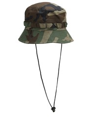 New Era Explorer Camo Cotton Bucket Hat Multicolor