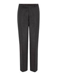 Howick Elmont Flannel Suit Trouser Grey