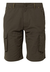 The North Face Triberg Shorts Black Ink Green Dark Green