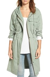 Treasure And Bond Women's Utility Duster Jacket