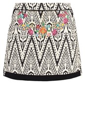 Desigual Attea Mini Skirt Black