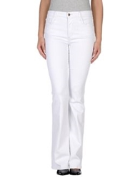 Joe's Jeans Denim Pants White
