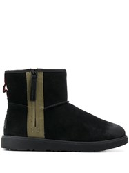 Ugg Australia Contrast Zipped Ankle Boots 60