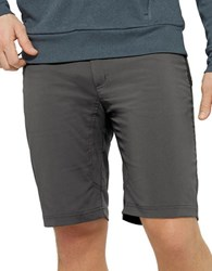 Mpg Bulldog Athletic Shorts Asphalt