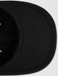 Carhartt Work In Progress Script Logo 6 Panel Cap Black