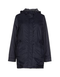 Lardini Coats And Jackets Jackets Women Dark Blue