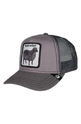 Goorin Bros. Men's Brothers 'Shades Of Black' Mesh Trucker Hat