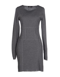 Crea Concept Short Dresses Grey