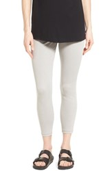 Women's Hue 'Super Smooth' Ankle Leggings Light Grey Wash