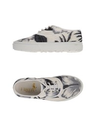 F Troupe Footwear Low Tops And Trainers Women Slate Blue