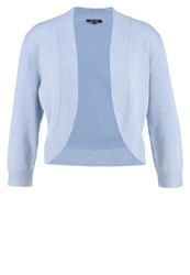 More And More Cardigan Bright Blue