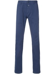 Closed Slim Chinos Blue