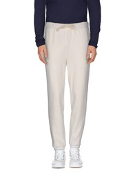 Mauro Grifoni Trousers Casual Trousers Men Ivory