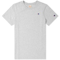 Champion Reverse Weave 'S Classic Tee Grey