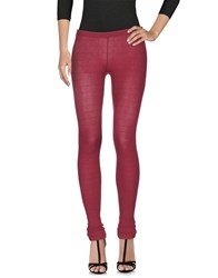 Ego E Go Leggings Maroon