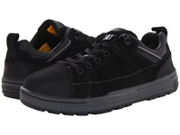 Caterpillar Brode St Black Suede Women's Industrial Shoes