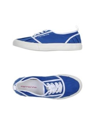 Fornarina Low Tops And Trainers Blue
