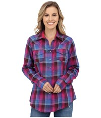 Cruel Arena Fit Long Sleeve Woven Shirt Assorted Women's Clothing Multi