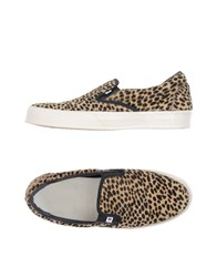 Mauro Grifoni Footwear Low Tops And Sneakers Beige