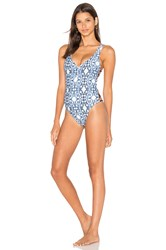 L Space Ricki One Piece Blue