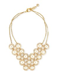 Lulu Frost On Air Statement Necklace Gold