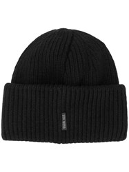 Golden Goose Deluxe Brand Knitted Fit Hat Black